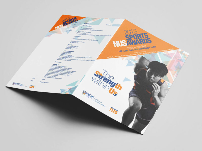 event collateral design 4